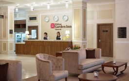 "Гостиница ""Hilton Garden Inn""."