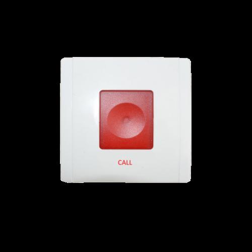 BY 811 - влагозащищенная кнопка вызова (скрытый монтаж)