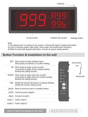 Smart 82 - табло вызова