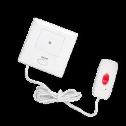 Y-SC1 влагозащищенная  кнопка вызова для лежачих больных с функцией отмены вызова