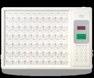 BY 862 - пульт медсестры для 60 кнопок вызова