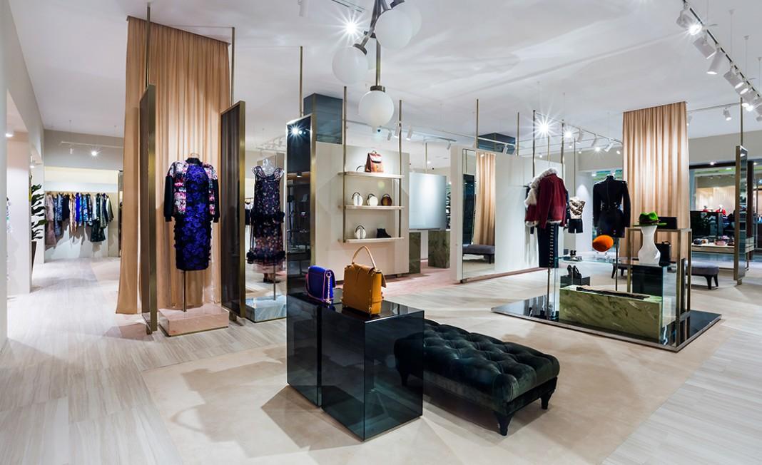 Магазины одежды и обуви