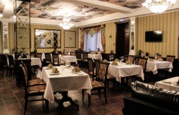 """Ресторан """"Ростов-Папа""""."""