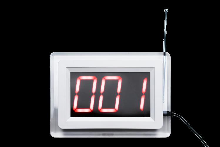Smart 46 - табло вызова персонала с цветной подсветкой