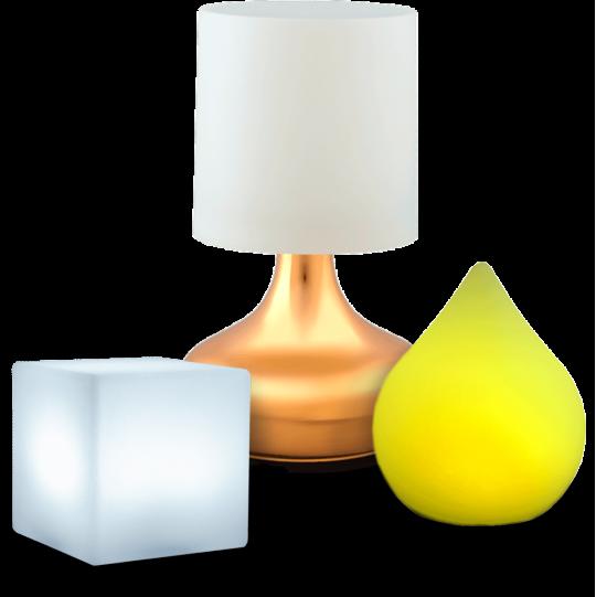 Беспроводные светильники для ресторанов Wiled