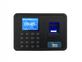 Новинка! iBells Control-терминал учёта рабочего времени