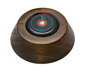iBells 701 - деревянная подставка для кнопки iBells 305( тёмное дерево)