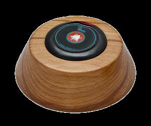 iBells 701 -  деревянная подставка для кнопки iBells 305 (светлое дерево)