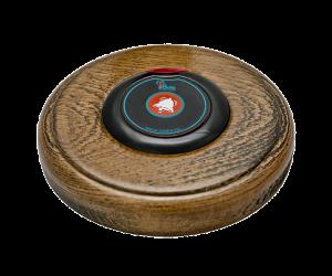 iBells 702 - деревянная подставка для кнопки iBells 305( тёмное дерево)