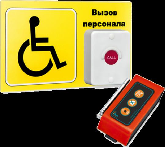 Система вызова для инвалидов (программа