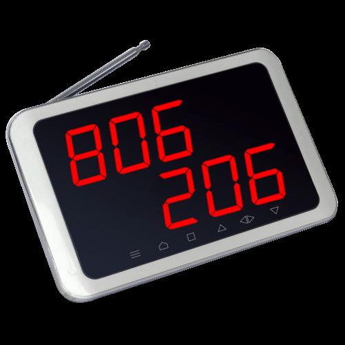 iBells 106 - сенсорное табло отображения вызова