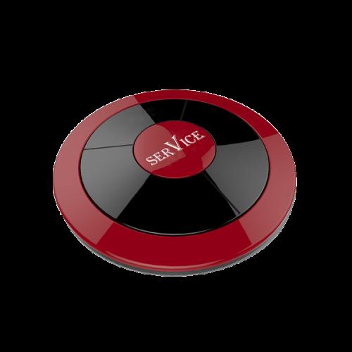 iBells 315 - влагозащищённая кнопка вызова (вишня)