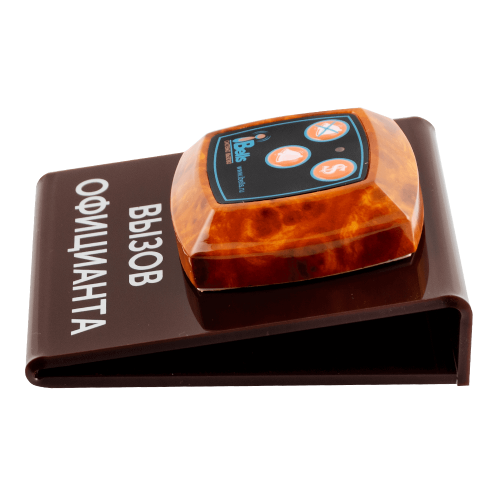 iBells комплект 304W/ 715 - подставка с кнопкой вызова