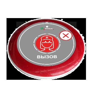 Med 22G - беспроводная кнопка вызова с отменой