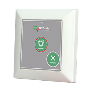 Med 52G - беспроводная кнопка вызова