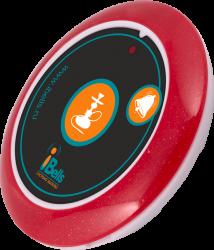 Smart 22К - кнопка для вызова кальянщика и официанта