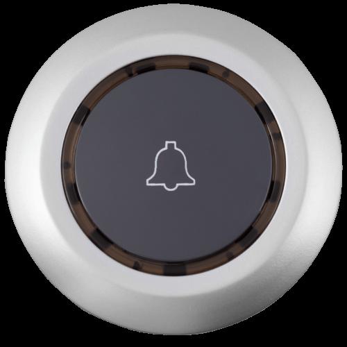 Smart 50 - беспроводная кнопка вызова (серебро)