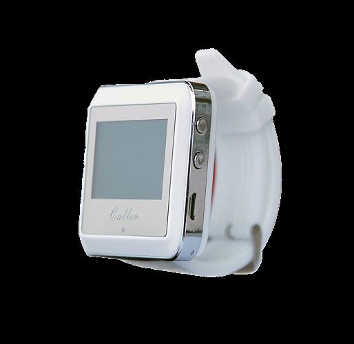 Smart 41E - пейджер администратора (белый)