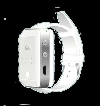 Smart 41H - 4х зональный пейджер (белый)