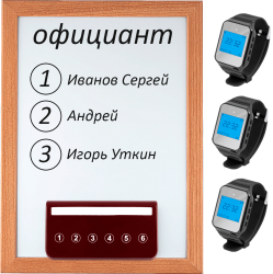 WLK1 - комплект вызова для кухни