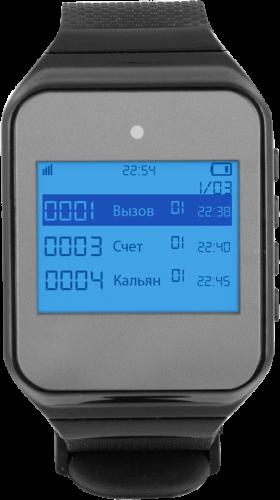 CW2 - универсальный наручный пейджер (чёрный)