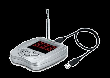 Y-USB-A  блок стыковки с ПК и программа сбора статистики
