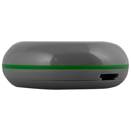 K-01 влагозащищённая кнопка вызова (серый/зелёный)