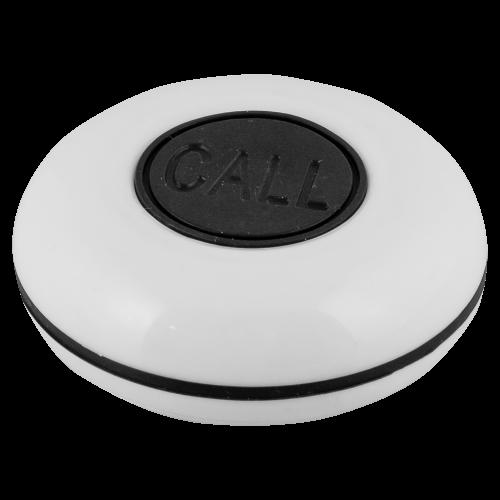 K-O1-plus влагозащищённая кнопка вызова (белый/чёрный)