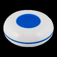 K-O1-plus влагозащищённая кнопка вызова (белый/синий)