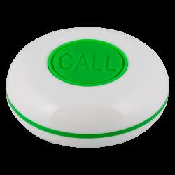 K-O1-plus влагозащищённая кнопка вызова (белый/зелёный)