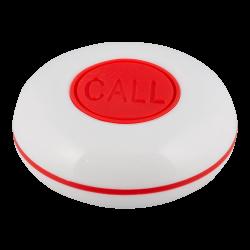 K-O1-plus влагозащищённая кнопка вызова (белый/красный)