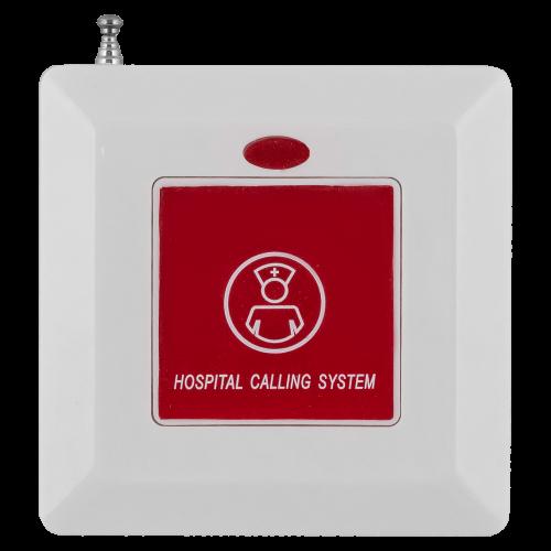 K-CH1 влагозащищённая кнопка вызова (красный)