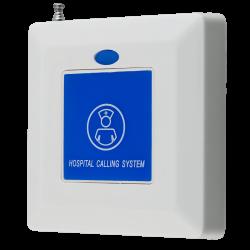 K-CH1 влагозащищённая кнопка вызова (синий)