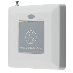 K-CH1 влагозащищённая кнопка вызова (серый)