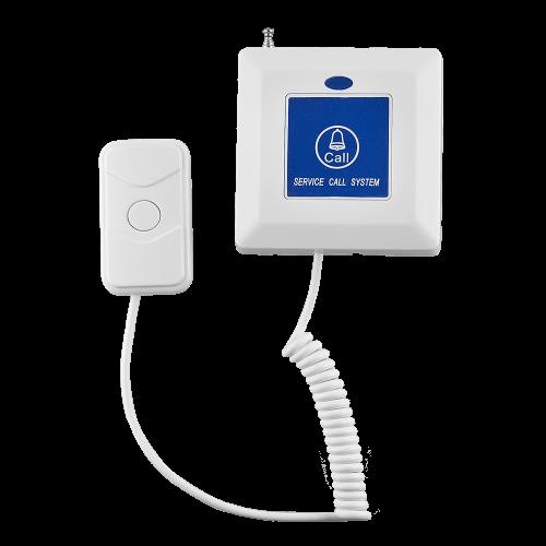 K-CS1-H влагозащищённая кнопка вызова (синий)