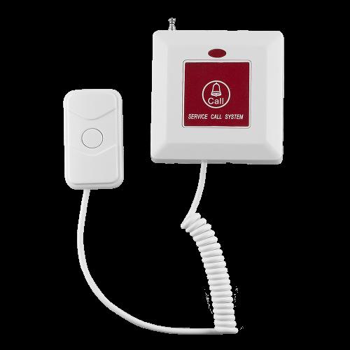 K-CS1-H влагозащищённая кнопка вызова (красный)