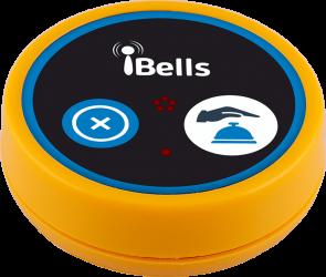 K-D2 кнопка вызова персонала (желтый)