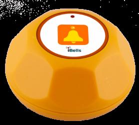 K-M-W кнопка вызова персонала (желтый)