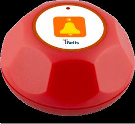 K-M-W кнопка вызова персонала (красный)