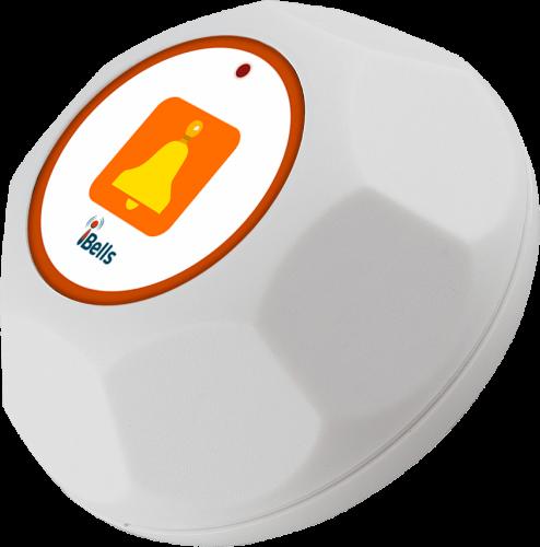 K-M-W кнопка вызова персонала (белый)