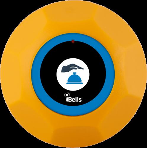 K-M кнопка вызова персонала (желтый)