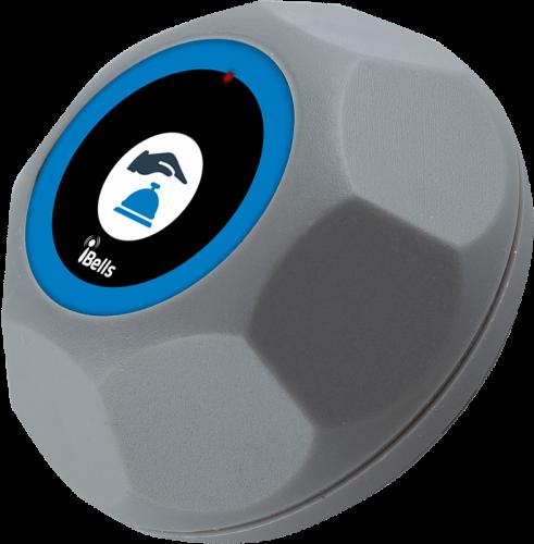 K-M кнопка вызова персонала (серый)