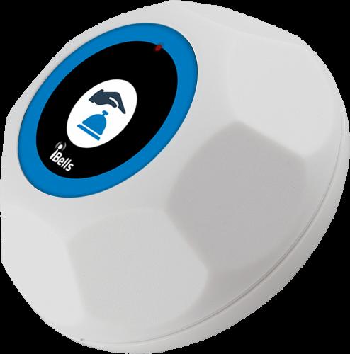 K-M кнопка вызова персонала (белый)