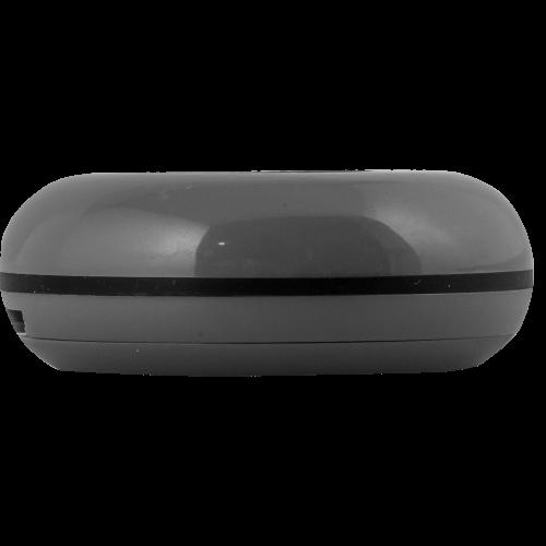 K-U1 влагозащищённая кнопка вызова (серый/чёрный)