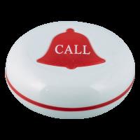 K-V влагозащищённая кнопка вызова (белый/красный)