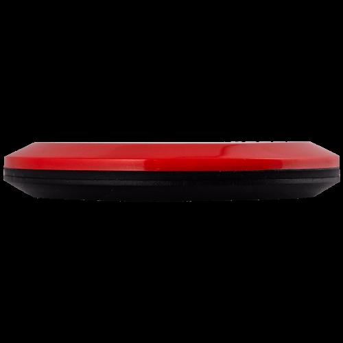 K-X1 влагозащищённая кнопка вызова (красный/чёрный)