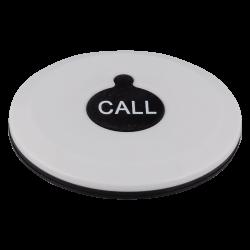 K-X1 влагозащищённая кнопка вызова (белый/чёрный)