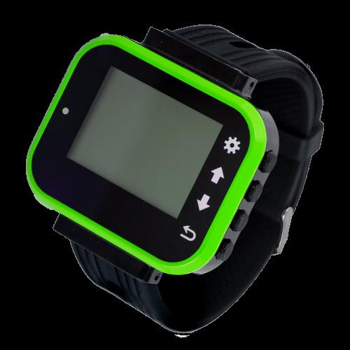 K-300 PLUS наручный пейджер (зелёный)