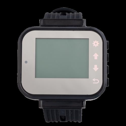 K-300 PLUS наручный пейджер (чёрный)