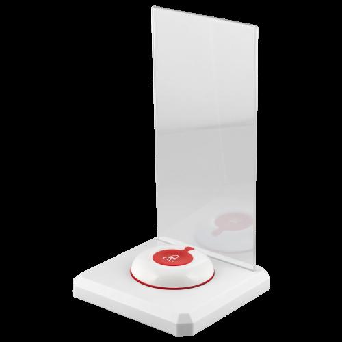 K-SL подставка  для кнопки вызова (белый)